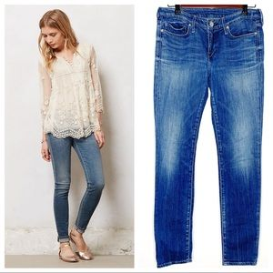 ANTHROPOLOGIE Levi's Made & Crafted Skinny Jean 28